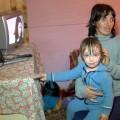 Румяна Георгиева с дъщеря си Аслъ