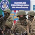 Руски войски в Крим, Севастопол