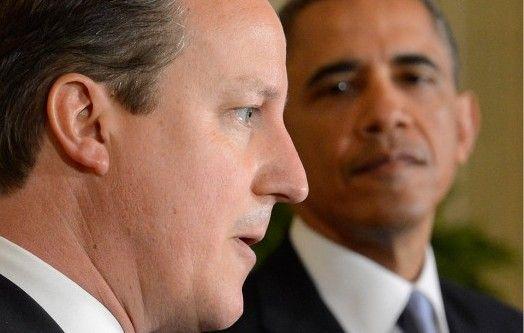 """Обама и Камерън към Путин: Русия да върне войските или я чакат """"съществени загуби"""""""