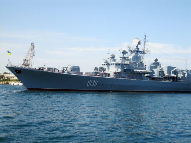 Радиоелектронна диверсия: Флагманът на украинския флот натъпкан с разузнавателна апаратура на НАТО