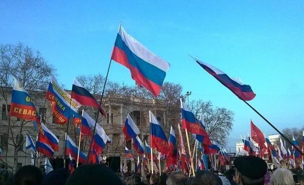 Крим обяви независимост от Украйна
