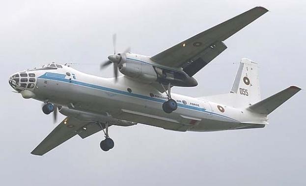 Руски разузнавателен самолет над България