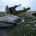 Останки на сваления над Украйна Боинг на малайзийските авиолинии