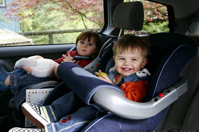 Лесно ли е да се пътува с малки деца