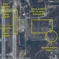 Руска военна техника в базата в Латакия, Сирия