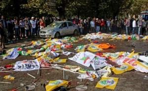 Мощни взривове в Анкара, жертвите вече са над 35
