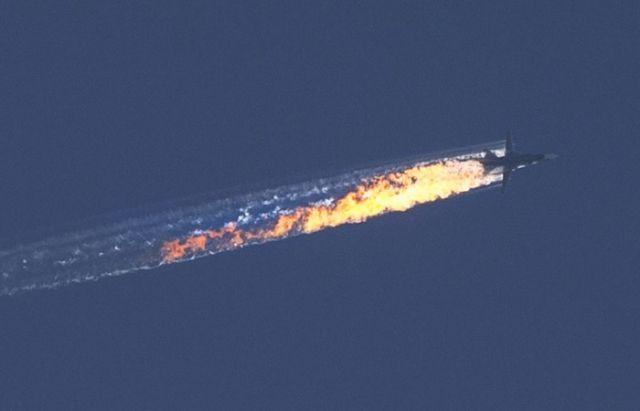 Физици опровергават Анкара: Данните за свалянето на руския самолет Су-24 са лъжливи