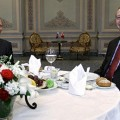 Обяд между Путин и Ердоган