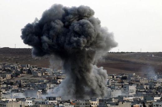 Сирия обвини САЩ в нападение, чакаме отговорът на Русия