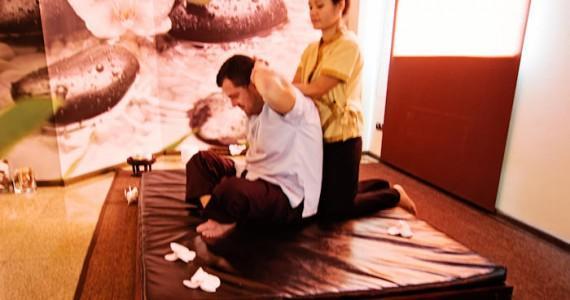 Студио за тайландски масаж ThaimOut