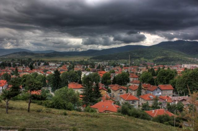 Велинград е един от най-известните СПА курорти