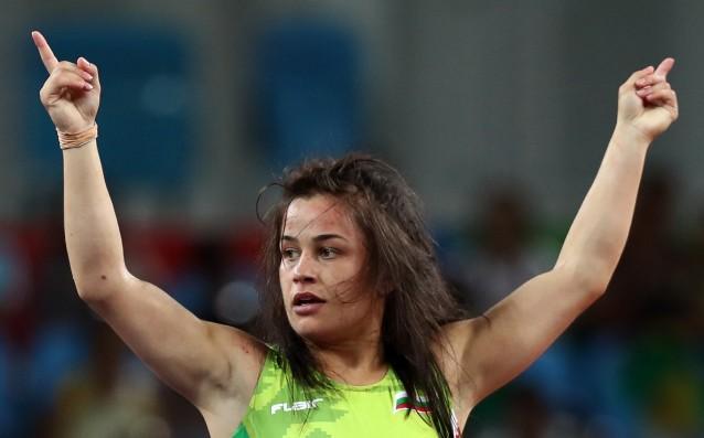 Елица Янкова спечели първият български медал на олимпиадата в Рио де Жанейро