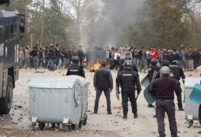 Владимир Чуков: Участниците в бунта в Харманли са с боен опит
