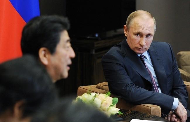 САЩ искат от Япония да организира хладно посещение на Путин