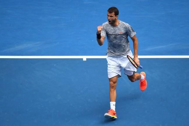 Григор Димитров на финал на Sofia Open