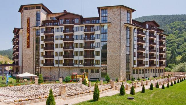 """Сред най-интересните оферти за хотели във Велинград е и балнеокомплекс """"Свети Спас"""" във Велинград"""