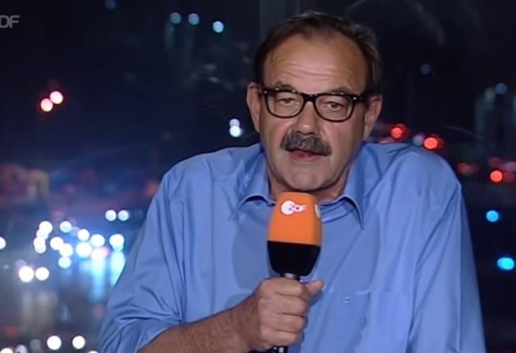 """Ули Хак от ZDF: """"Химическата атака"""" в Сирия е била фалшива!"""