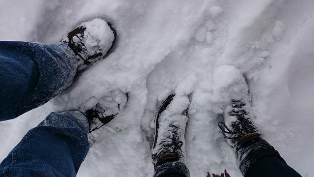 зимни маратонки Salomon