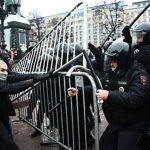 """Русия иска обяснение от САЩ за """"маршрути на протестите"""" и """"марш към Кремъл"""""""