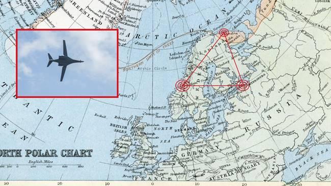 САЩ разполагат бомбардировачи В-1В в Норвегия, в авиобазата Ерлан