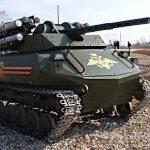 """Кога ще ги стигнат… руснаците: Бойният робот """"Уран-9"""" вече служи в руската армия (Видео)"""