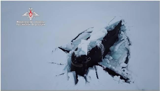 Руски атомни подводници проведоха голямо учение в Арктика